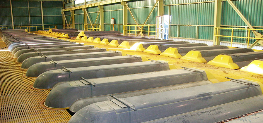 Anglo Platinum - Hatch (Sudáfrica)