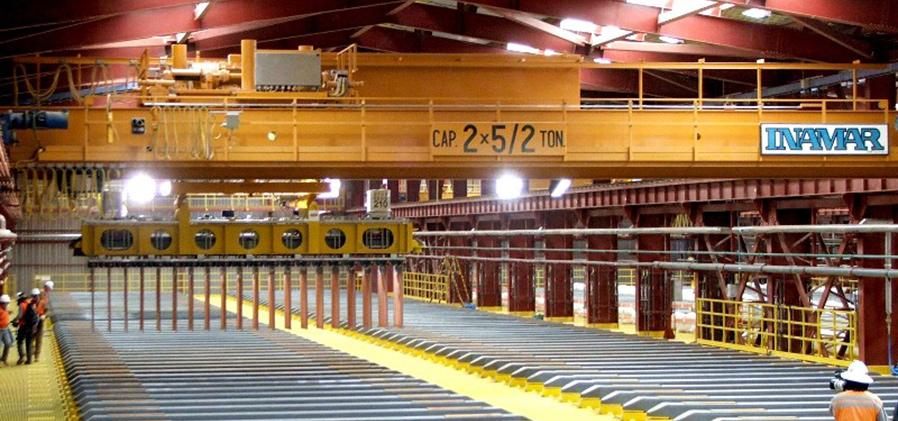 Minera Escondida - BHP Billiton (Chile) - Neblina Ácida