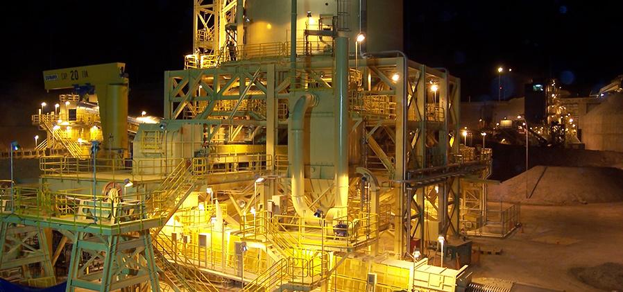 Minera Escondida - BHP Billiton (Chile) - Control de Polvo